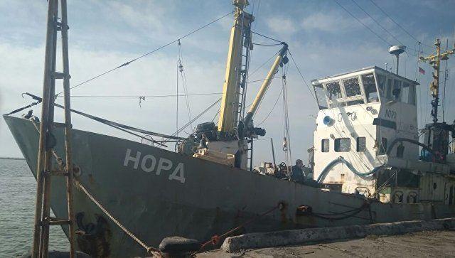 МИДРФ угрожает Украине жёстким ответом из-за ситуации сморяками «Норда»