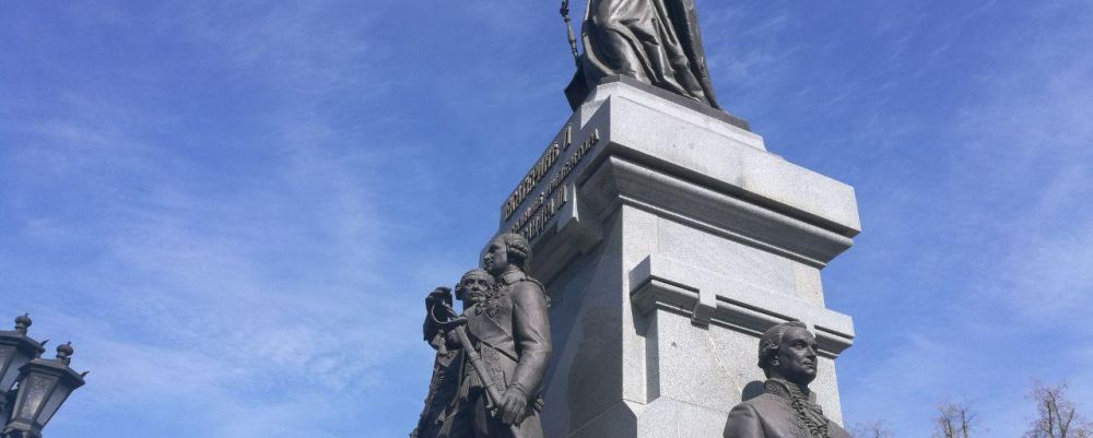 День издания Манифеста Екатерины II о вхождении Крыма в состав России отпраздновали в Симферополе