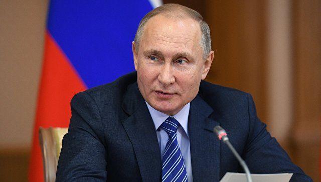 Владимир Путин поприветствовал участников ЯМЭФ