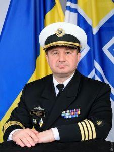 Начальник штаба ВМС Украины «попал» из-за жены крымчанки