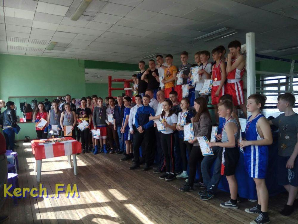 Керченские спортсмены подготовились к турниру по боксу среди городов-героев