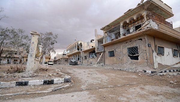 В Крыму обсудили, как Россия может помочь в восстановлении Сирии