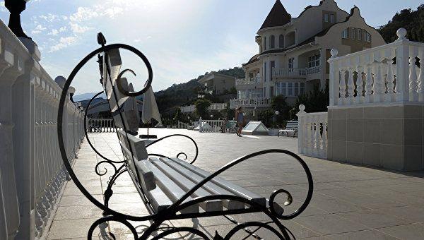 Сирийцы намерены построить в Крыму отель