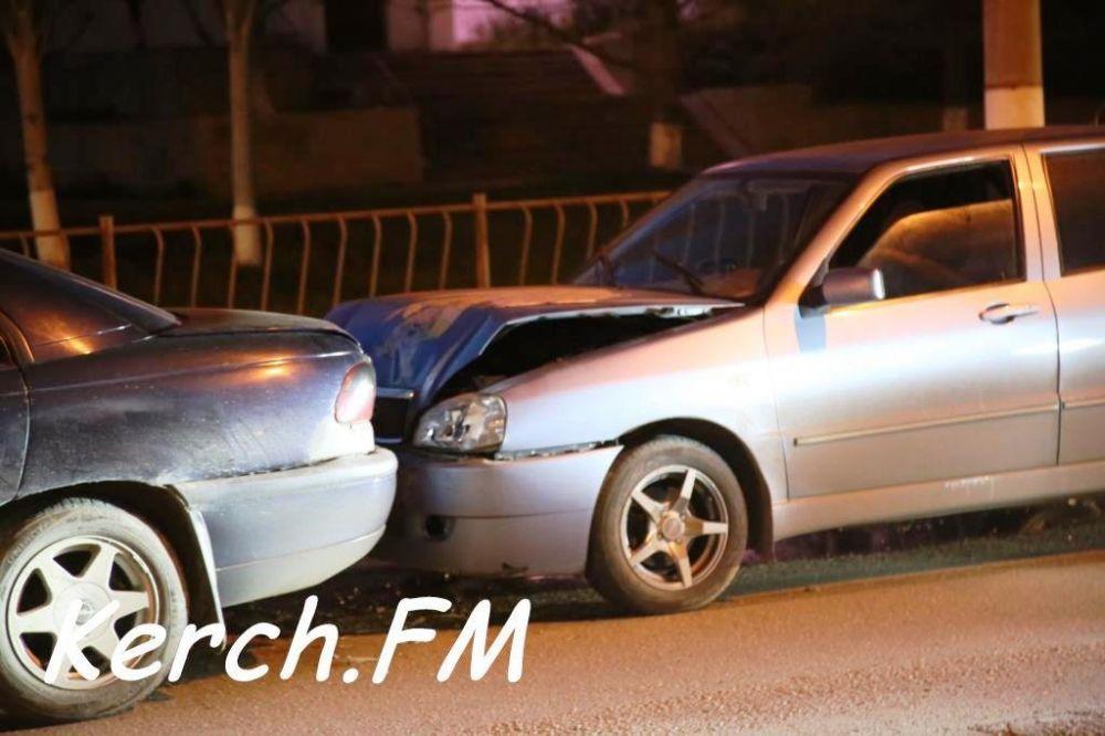 В Керчи произошла третья авария за день