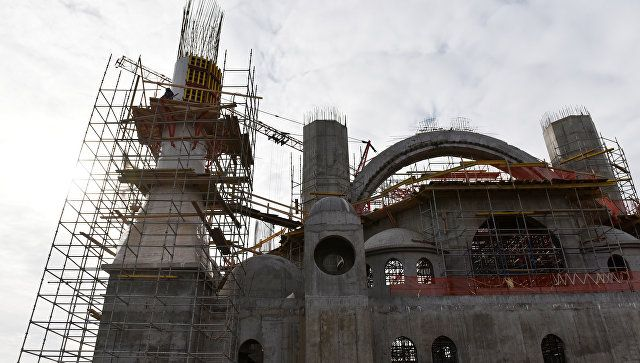 Журналисты мусульманских стран оценили строительство Соборной мечети