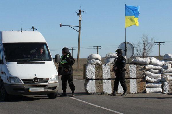 Крымчанам рекомендовали не ездить на Украину
