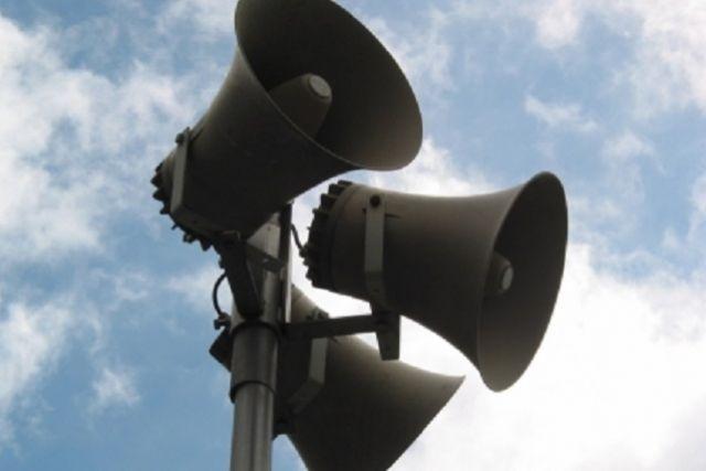 Крымчан предупреждают о включении системы оповещения в четверг