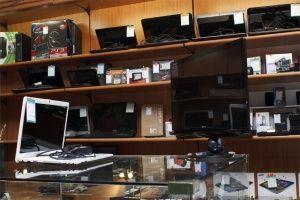 В Крыму офицер сдал в ломбард военные компьютеры