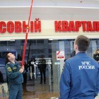 Сергей Шахов: «Работа по устранению нарушений противопожарного режима в торгово-развлекательных комплексах Крыма продолжается»