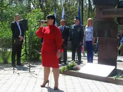 В Феодосии почтили память чернобыльцев