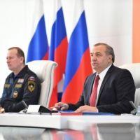 В МЧС России обсудили перспективы развития пожарной охраны