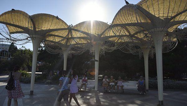 Крым накроет аномальная жара