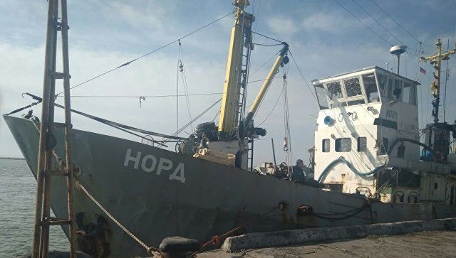 Граждан России запугали украинскими пиратами вЧерном море