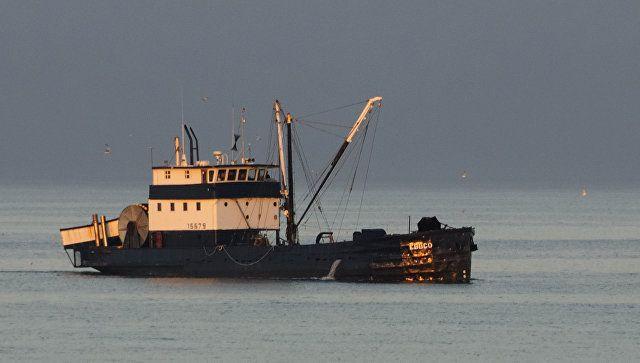 ФСБ предупредила украинских рыбаков