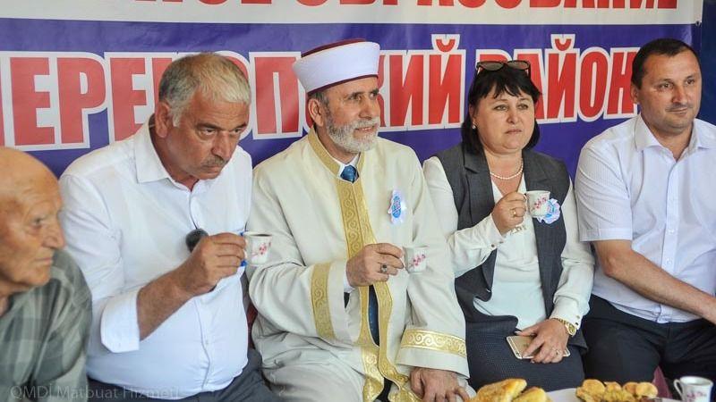 Делегация из Красноперекопского района приняла активное участие в праздновании Хыдырлез