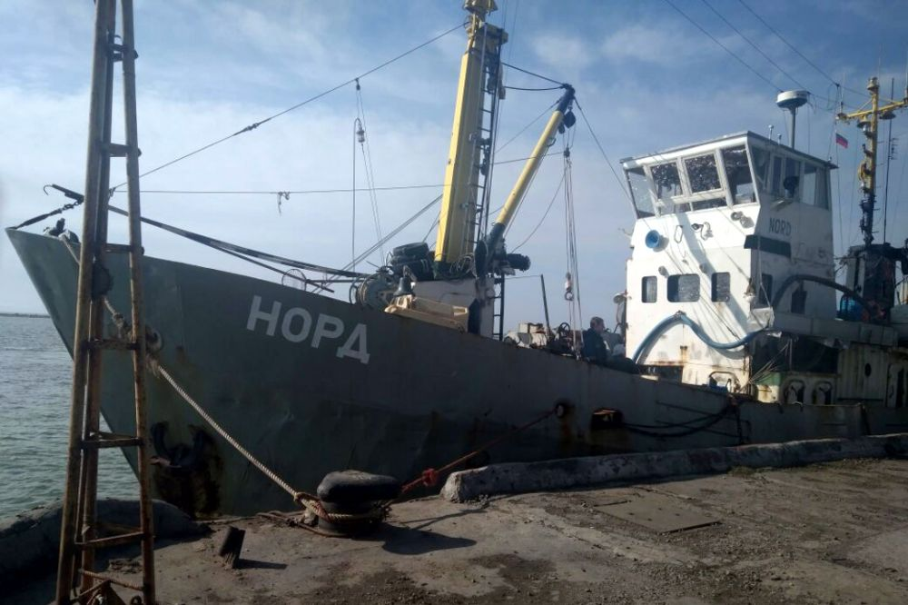 Украина не пускает капитана «Норда» на похороны брата