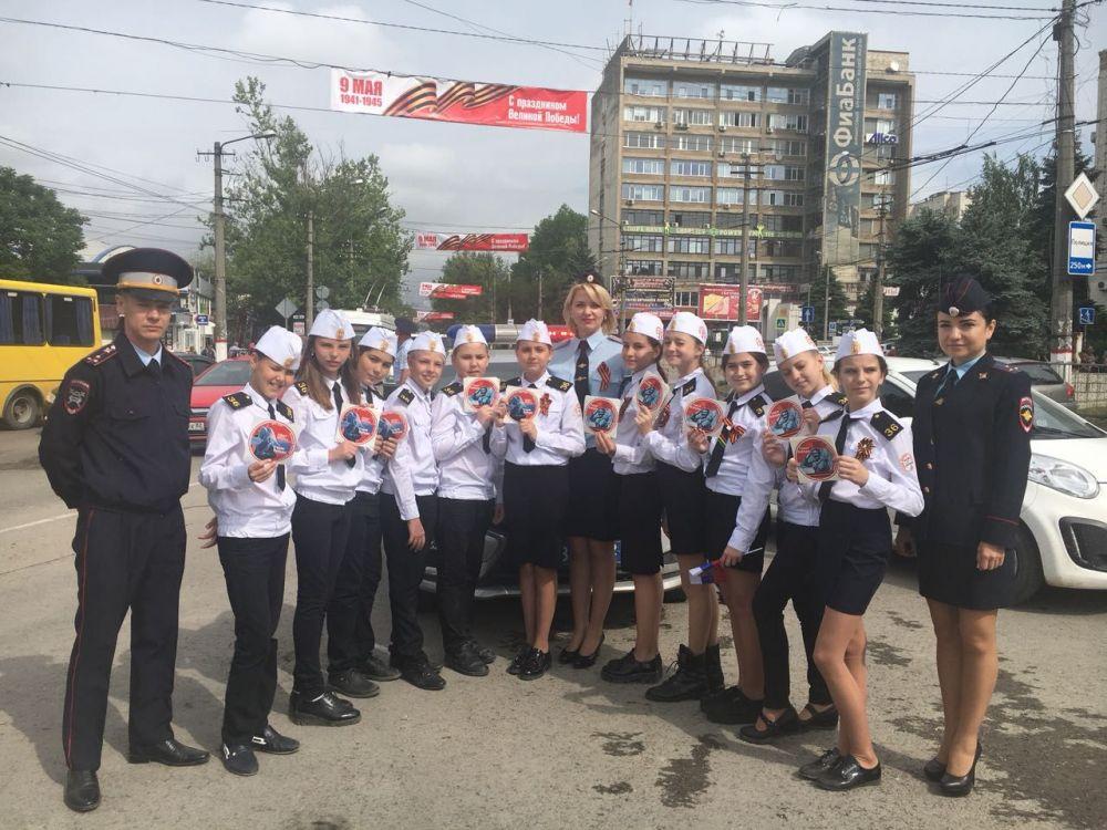 Георгиевские ленточки раздаст молодежь Петрозаводска накануне 9Мая