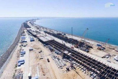 Песков несмог представить открытие Крымского моста без В. Путина