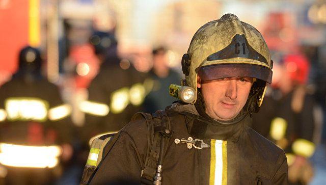 Торговый центр в российской столице эвакуировали из-за задымления