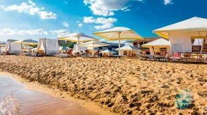 Пляжи Евпатории подготовили к сезону