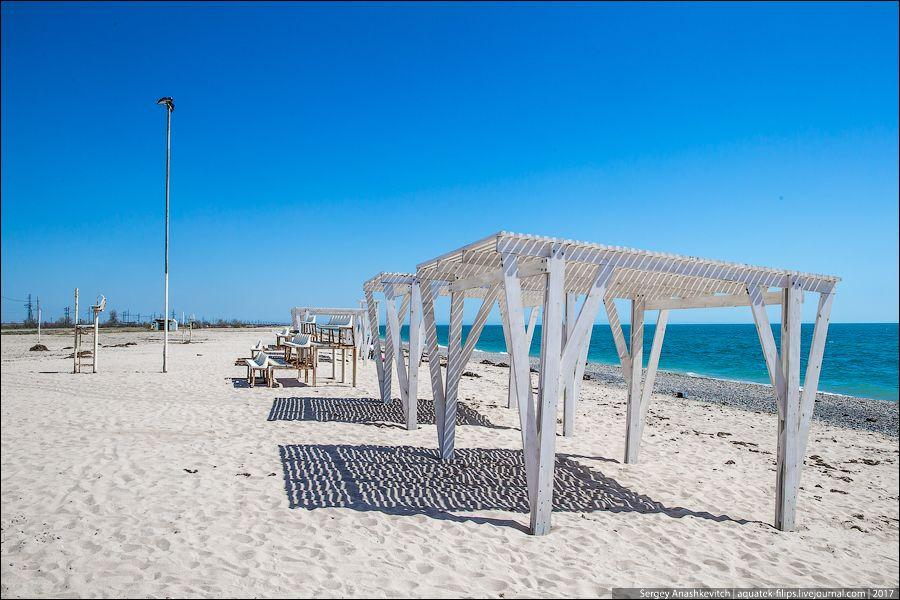 тяга новый пляж евпатория фото неудачной