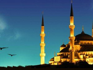 Аксенов поздравил мусульман с началом Рамазана