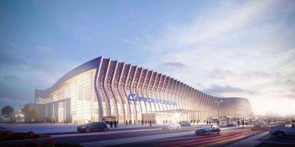 В аэропорту Симферополя парковка для автомобилей стала платной