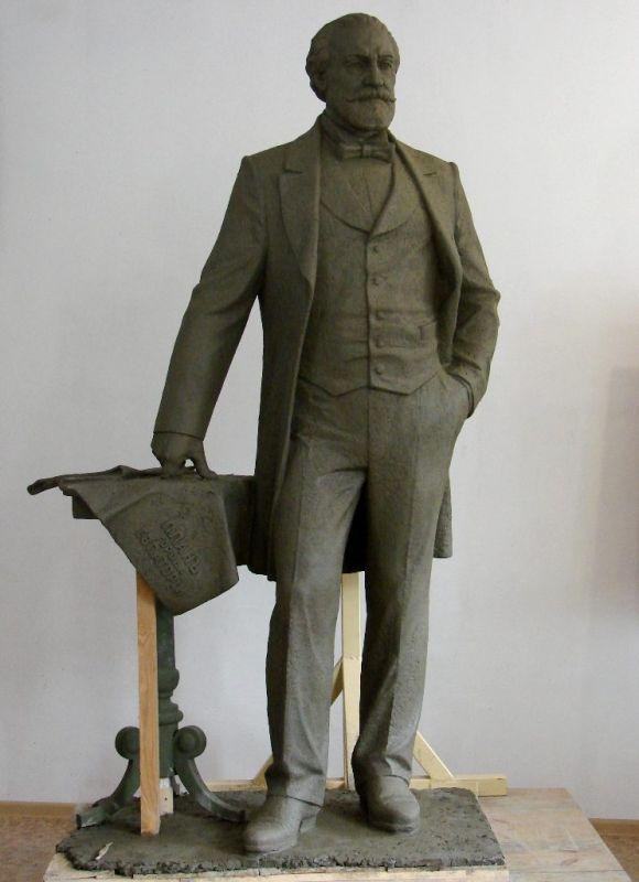 В Евпатории откроют памятник Николаю Мамуне