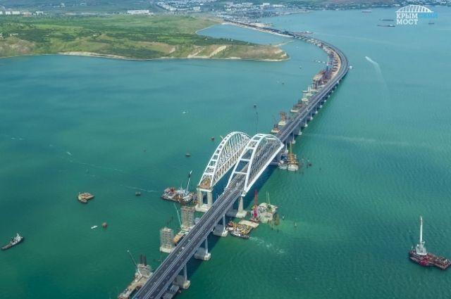 ВWashington Examiner опубликовали статью спризывом подорвать Крымский мост