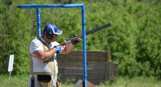 Соревнования по пулевой стрельбе и спортинг-компакту ко Дню Победы состоялись в Белогорском районе