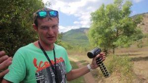 Украинского блогера накажут за проезд по мосту в Крым
