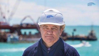 Ротенберг пообещал Крымскому мосту 100 лет службы