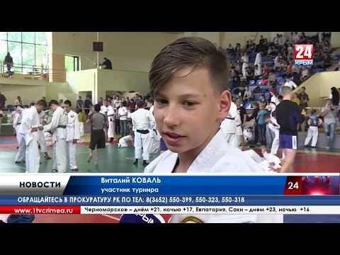 Первые среди универсальных. В Симферополе прошёл турнир по армейскому рукопашному бою