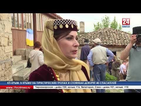 Крымские караимы отмечают день памяти своего духовного и светского лидера Хаджи Серая Хана Шапшала