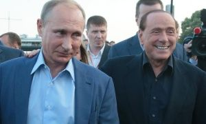 Берлускони поделился впечатлениями от Крыма