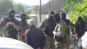 В Бахчисарае задержали активиста «Крымской солидарности»