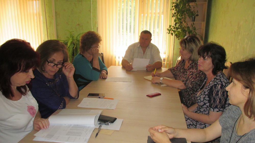 Состоялось заседание комиссии по вопросу оказания материальной помощи