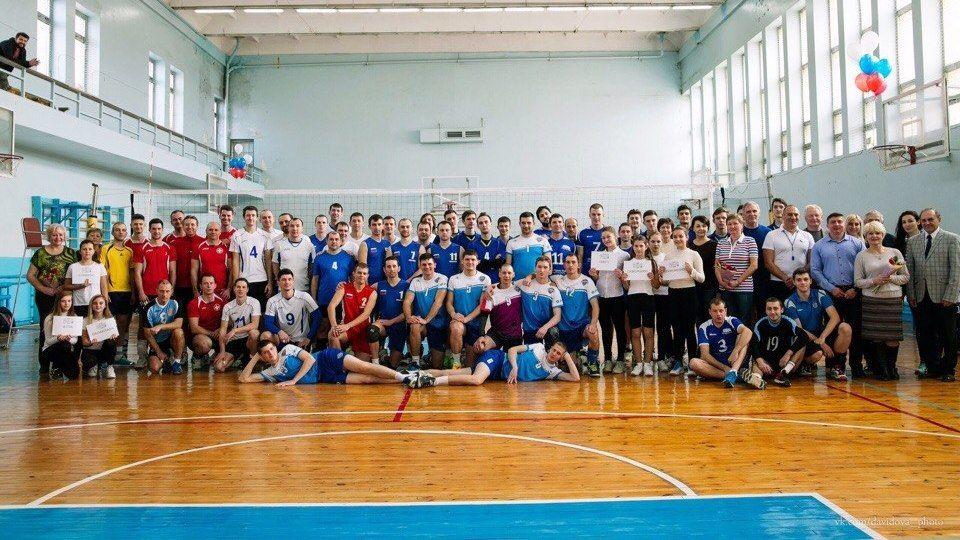 Волейболисты Симферопольского района приняли участие в 4-ом туре Открытого первенства г. Севастополь