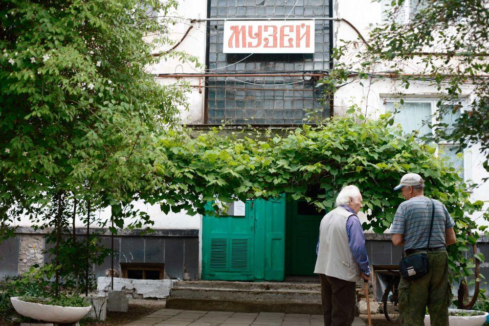 Восход принял участие в акции «Ночь музеев» - Крымские новости