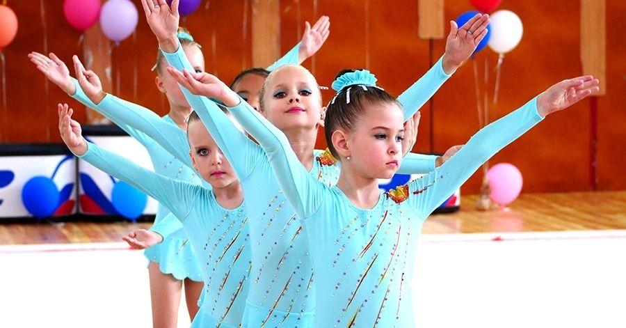 В Алуште прошел Республиканский турнир по эстетической гимнастике
