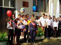 Ялтинских школьников и учителей поздравили с окончанием учебного года