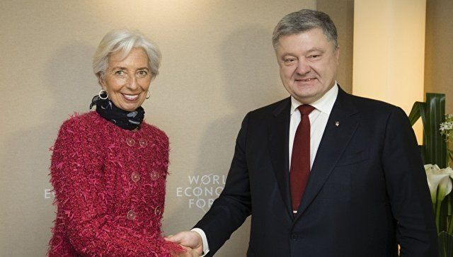 Петя и волк. Как Украина пополнила список жертв МВФ