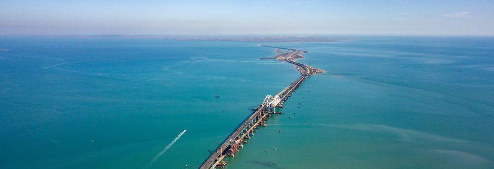 Вышел фильм о Крымском мосте