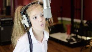 В «Артеке» выбрали участницу «Детского Евровидения»