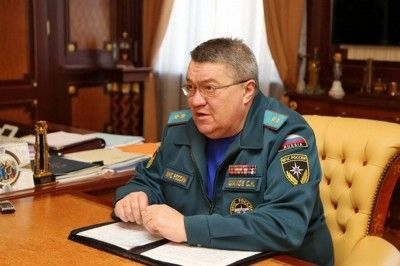 Уволенный глава МЧС Крыма пока не будет подчиняться указу Путина