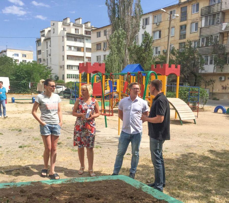 Марафон «Чистый двор – уютный город»: результаты оценивает комиссия