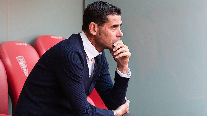 Сменщик Лопетеги: пресс-конференция нового главного тренера сборной Испании по футболу