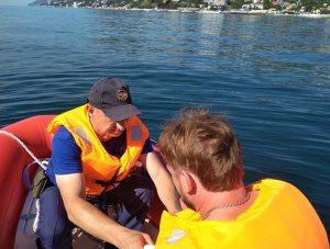Водный аттракцион помог крымчанину спастись от смерти