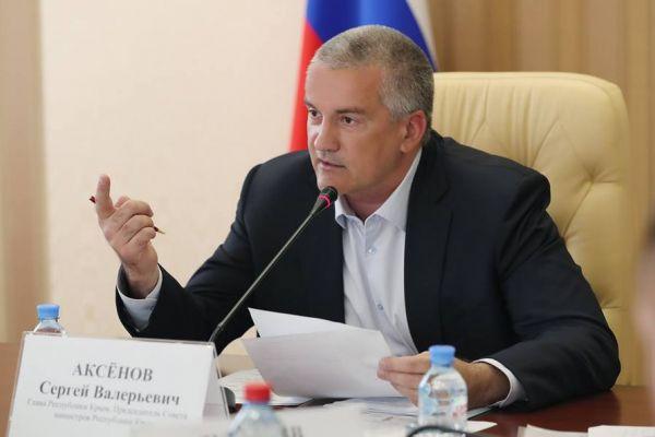 Сергей Аксенов вошел в первую тройку губернаторов-блогеров