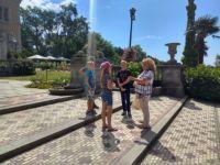 В Массандровском дворце проводят квесты для детей